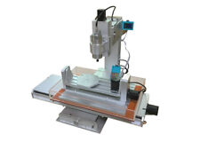 6040 CNC Router, 5 Axis Engraver Engraving Machine, Precision Ball Screw, 1500W