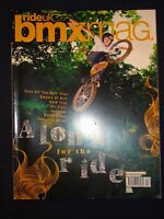 Ride UK BMX Magazine - October 2008