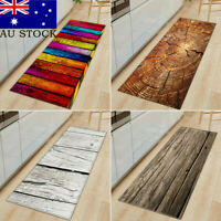 3D Print Non-slip Floor Mats Washable Home Kitchen Bath Door Mat Area Rug Carpet