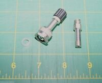 Swagelok 316 JPF Adapter Coupling W/ Extension Flash Chromatography Fitting