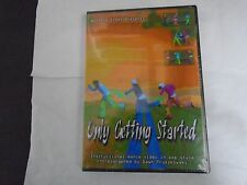 Only Getting Started: Instructional Dance Video in Pop Style (DVD, 2008)