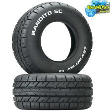 DTXC3797 DuraTrax Bandito SC 1/10 On-Road Truck Tires C2 QTY 2
