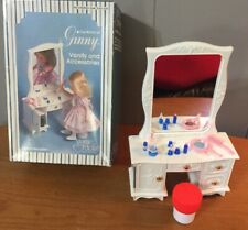 Vogue Dolls 1978 The World of Ginny Vanity Stool Accessories In Box