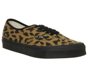 Vans Vault Og Authentic Lx Leopard UK 11
