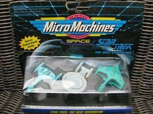Micro Machines Space No.3 Star Trek the Next Generation