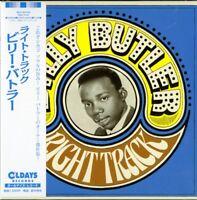 BILLY BUTLER-RIGHT TRACK-JAPAN MINI LP CD BONUS TRACK C94