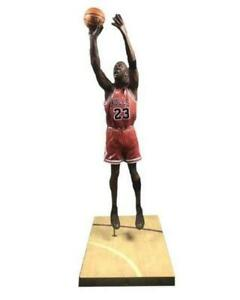 "NBA Basketball Michael Jordan Pro Shots 6"" Figure 1998 Finals Winning Last Shot"