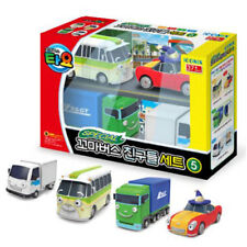 NEW Tayo bus special mini car set 5 (Buba Rucy Big Toni)