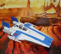 STAR WARS VEHICLE 2017 THE LAST JEDI  COLLECTION A WING FIGHTER