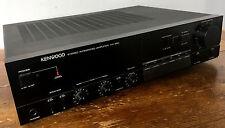 Kenwood KA550 estéreo integrado Amplifer Japón HIFI Turn cuadro separado Amp 1986