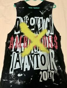 ONE OK ROCK Ambitions Tank Top Shirt
