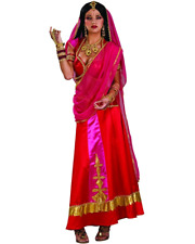 Bollywood Beauty Deluxe Adult Costume