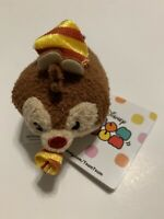 Disney Parks Mini Tsum Tsum Dale #8 Plush Mickey Mouse 90th Anniversary