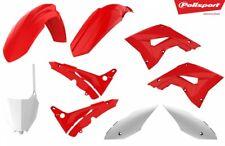 00Polisport Full Plastic Restyle Kit Honda CR 125 250 CR250R CR125R 2004-2007