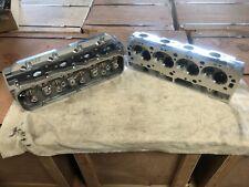 Chevrolet 396 427 454 496 502 540 BBC (2) Aluminum Heads Bare 320cc Rectangle