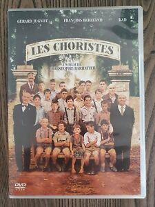 DVD Les Choristes ( Jugnot Berleand )