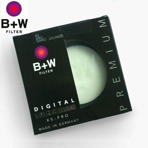 B+W UV 49_82mm Filter XS PRO MRC Nano HAZE Protective BW Ultra Thin Camera Lens