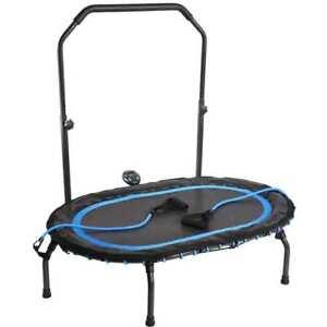Stamina InTone Oval Fitness Trampoline - 35-1704