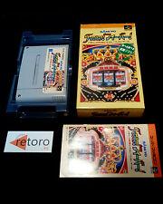FEVER! Super Famicom-Nintendo SNES COMPLETO Jap