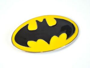 Batman Yellow & Black Shield
