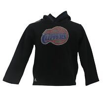 Los Angeles Clippers Official NBA Adidas Youth Kids Size Hooded Sweatshirt New