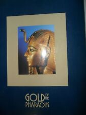 GOLD OF THE PHAROAHS   by Colin A. Hope