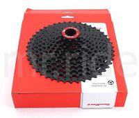 SunRace CSMX8 11-Speed 11-46T Cassette for MTB Bike Shimano/Sram 11Speed Black