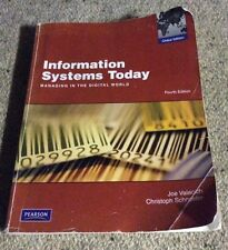 Information Systems Today (4th Edition) by J Valacich & C Schneider