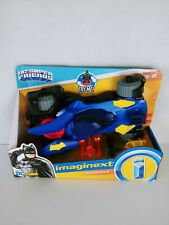 Imaginext DC Super Friends Batmobile Vehicle Car & Batman Action Figure