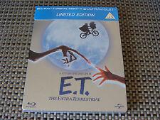 Blu Steel 4 U: E.T. The Extra-Terrestrial Ltd Ed Steelbook & Digital Copy Sealed