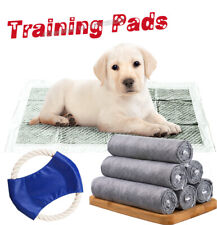 Activated Charcoal Puppy Training Pads Urine Pad for Pet Dog Cat Rabbit Hamster