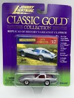 Johnny Lightning Classic Gold Collection 1978 Corvette 1/64 Scale FREE SHIPPING
