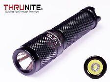 Thrunite Ti3 v2 Cree XP-G2 R5 120lm 4M Neutral White NW LED Flashlight Black