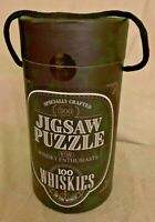 Whisky Enthusiasts '100 Whiskies Of The World' 300 Piece Jigsaw Puzzle New