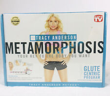 Tracy Anderson Metamorphosis Glute Centric Program Brand New In Box - Sealed