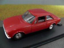 1/43 Solido Verem Peugeot 504 V6 Coupe rot 428