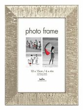Innova Waterford Hang Or Stand Gold Photo Frame A4 10 x 15cm / 6 x 4in
