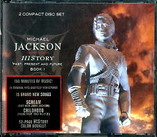 MICHAEL JACKSON - History, Past Present and Future (30 Original Best) Box 2 CD