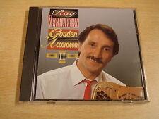 ACCORDEON CD / RAY VERHAEGEN - GOUDEN ACCORDEON II