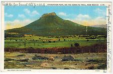 Starvation Peak on Santa Fe Trail, New Mexico, USA, 1937 to Finland