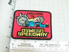 Oswego Speedway Racing Patch (#3010)