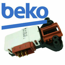 Beko porte serrure 2805311400 Genuine METALFLEX machine à laver Interlock