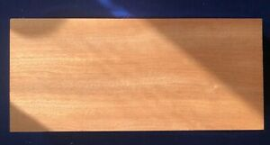 1 × Solid Utile African Mahogany Wood Sheets 3mm, 4mm or 6mm