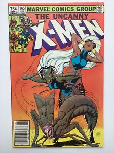 Uncanny X-Men Canadian Price Variant #165 1983