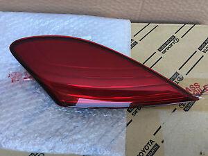 Lexus SC430 Soarer 06-10 Rückleuchte Zierleiste Reflektor Rückstrahler links