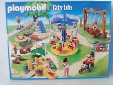 Playmobil 5024. Parque infantil.