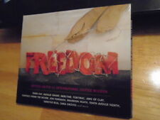 SEALED RARE OOP Freedom 2x CD + DVD christian Third Day TOBYMAC Jars of Clay War