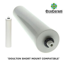 Doulton Compatible Heavy Metals & Flouride Removal Filter 10 Inch Short Mount