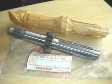 NOS HONDA CR 250 RC RD 1982 1983 MAIN SHAFT 23211-KA4-700 VINTAGE EVO CR250R 83