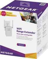 BRAND NEW SEALED NETGEAR EX6100 Dual Band Gigabit Ac750 Wi-fi Range Extender
